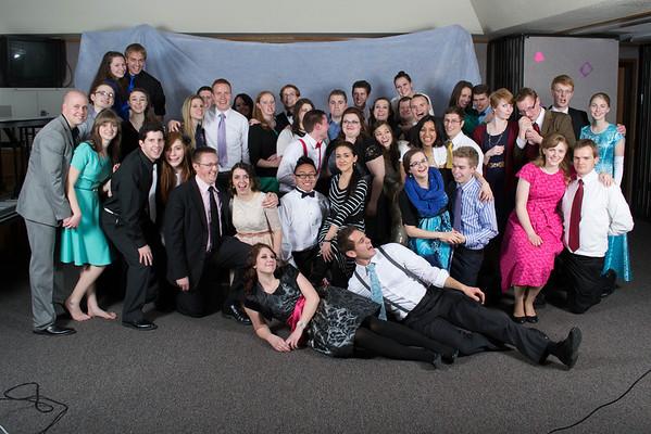 Valentine Dance Groups 2014