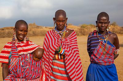 Kenya's Maasai People