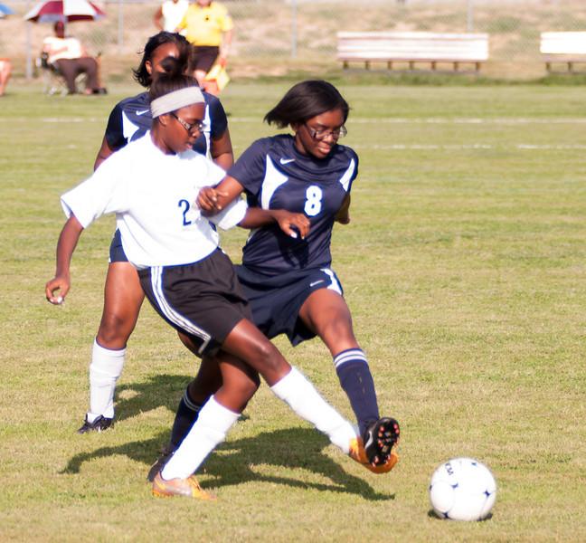 U City Women Soccer 5-14-12