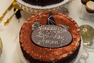 Happy 45th Birthday Aman