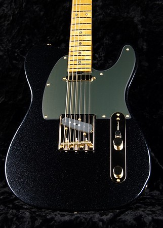 25th Anniversary NOS VT #3783, Mini Black Sparkle, Grosh T/T Pickups
