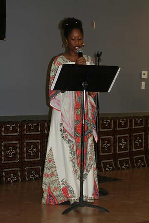 Black History Assembly 2-15-07