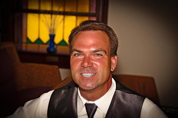 Baxter VanHook Wedding