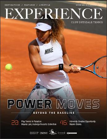 Magazine Covers (2019, 2020, 2021)