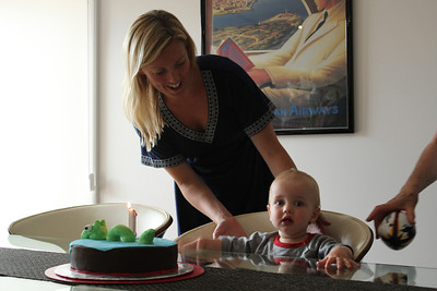 Matys First Birthday