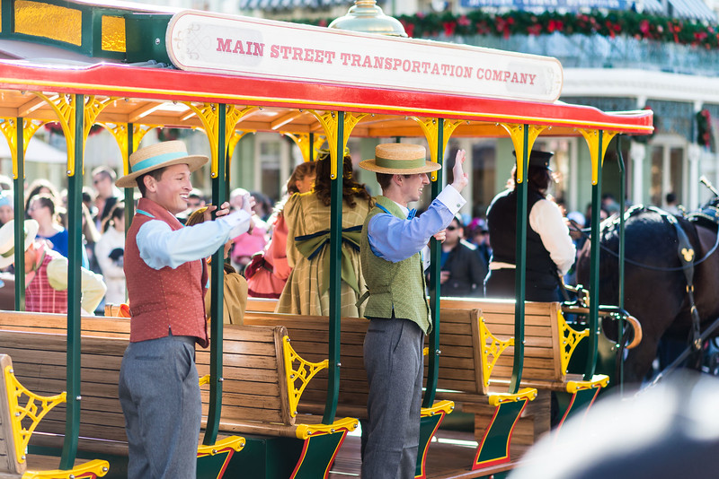 Main Street USA Show - Magic Kingdom Walt Disney World