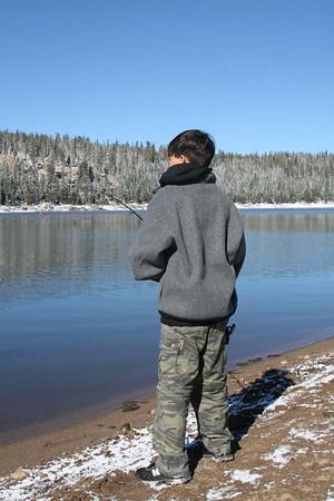 Day 2 at Blue Lake