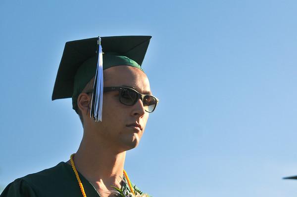 WUHS Graduation