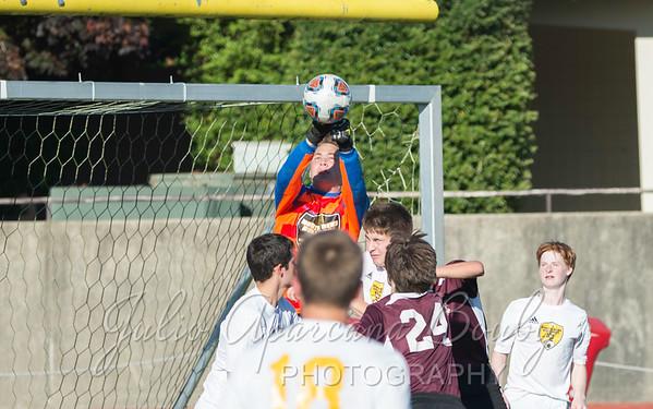 171003 NBHS Boys Soccer vs Douglas HS