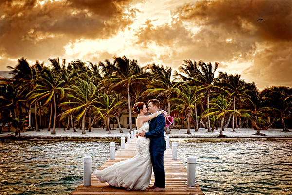 Kari & Seth  - Wedding - Belize - 1st of June 2017