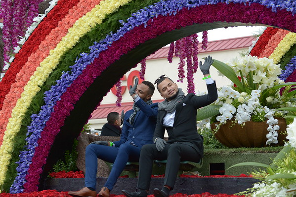 2017 Rose Parade:  Echoes of Success