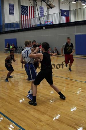 CHS JV 2013 Fall Basketball Game 1