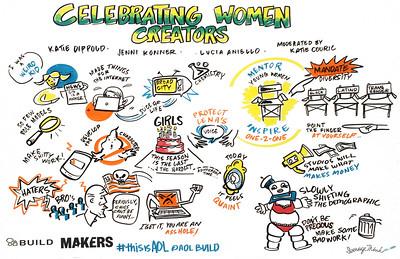 AOL - Women Creators Panel - 071116