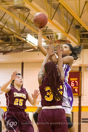 2-5-15 Minneapolis Southwest v Minneapolis Roosevelt Girls Basketball