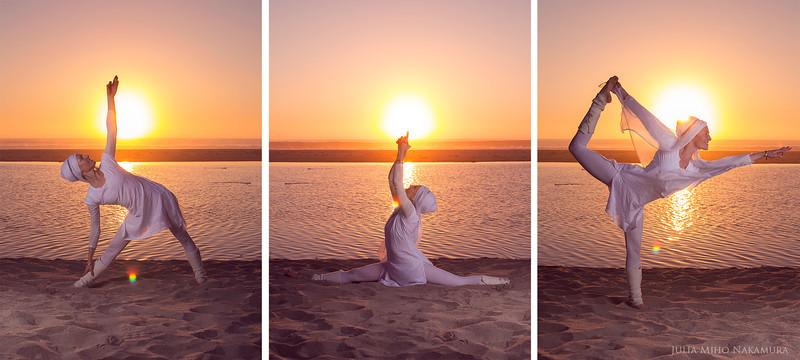 Yoga Photography San Francisco Bay Area Santa Cruz