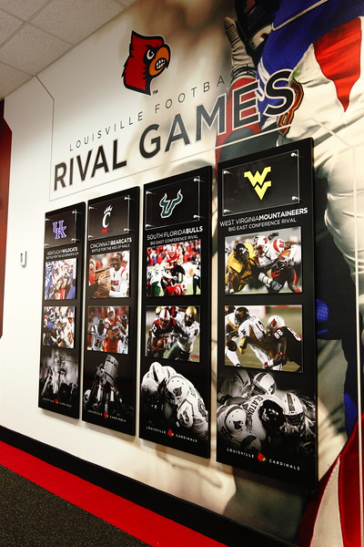 Louisville Football, Player of the Week and Rivals display