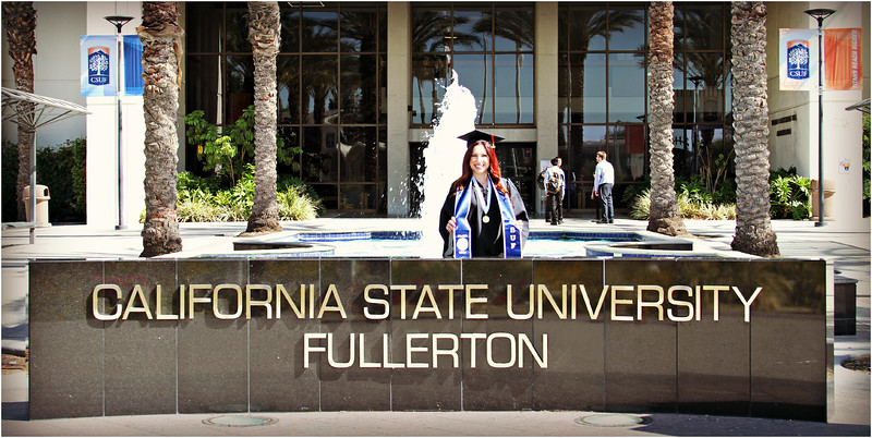 Ashley Ruiz - Cal State University Fullerton 2015