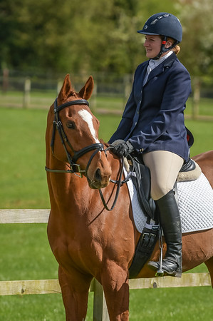 Lincomb EC Unaffiliated Dressage, 2nd April 2017