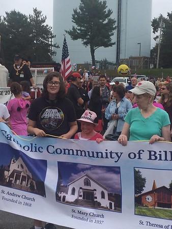 2017.09.16 Yankee Doodle Homecoming Parade