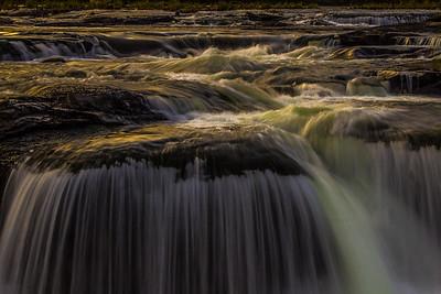 Waterfalls, Creeks, Streams
