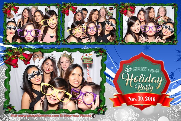 WashOSC Holiday Party 11-19-16