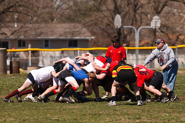 IVC Rugby 2009