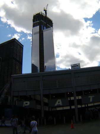 911 Twin Towers Memorial