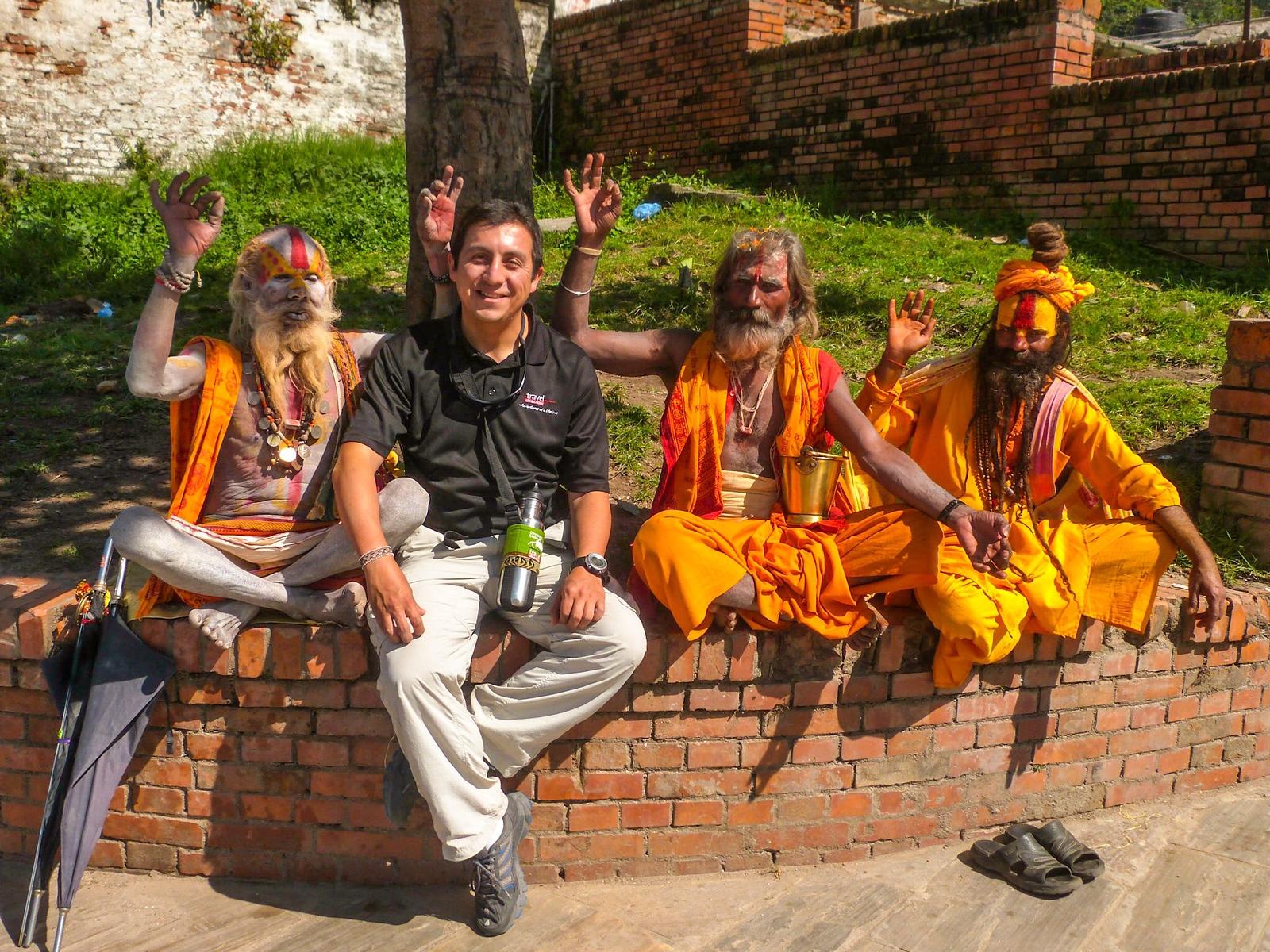 Pashupatinath in Kathmandu - Nepal