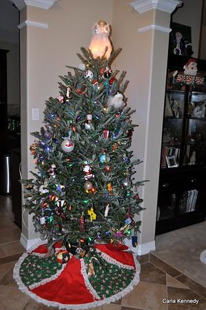 2016 12-11 Christmas Decor and Elfie