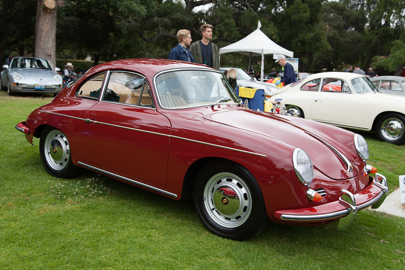 1965 Porsche 356 SC Coupe owned by Edward Nevarez