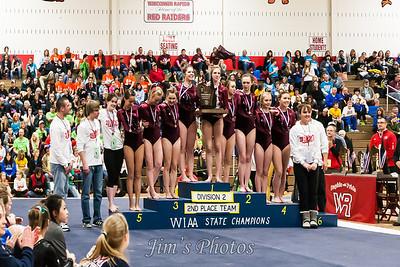 Madison Memorial Gymnastics - March 07, 2014