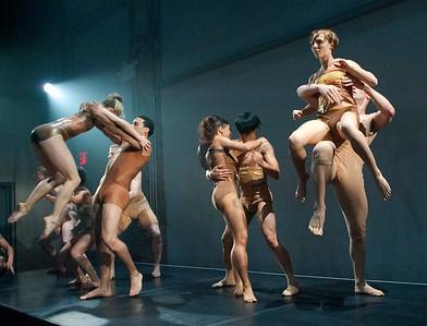 Cedar Lake Contemporary Ballet, Installation, May 12,13, 2011