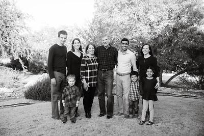 Carson Family 2018