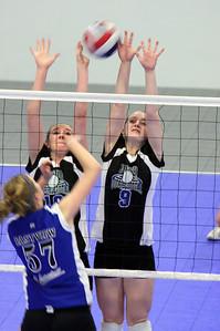 2008 EAGAN JO Volleyball 3-16-08