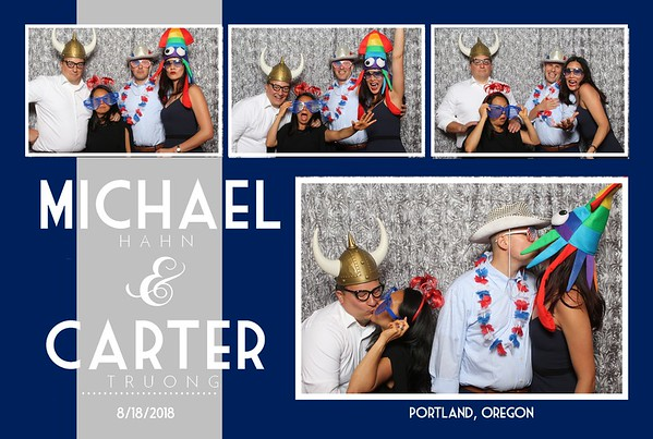 Michael & Carter Wedding