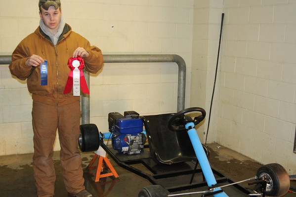 Tri-Chapter Agri-Science Show