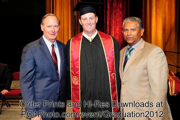 Graduation 2012 - Baseball