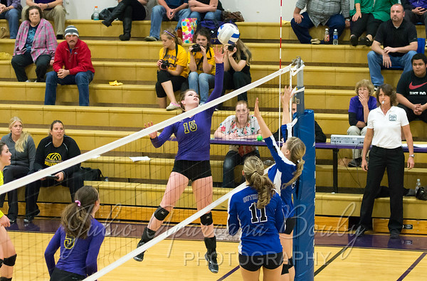 131017 MHS Volleyball vs Sutherlin