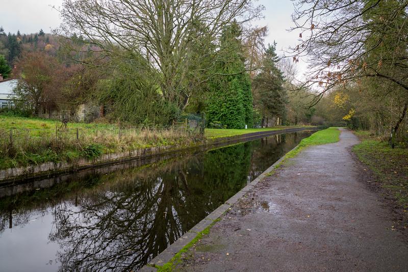 Llangollen Canal - Glencoed - December 05, 2020