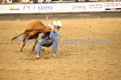 STEER WRESTLING Thursday September 28