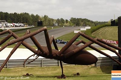 2012 IndyCar - Barber Park