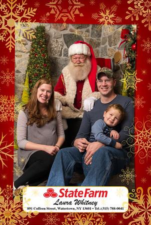 State Farm - Children's Santa Party