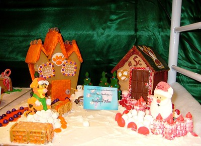 Gingerbread Houses 2009