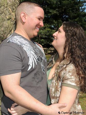 Denise and Anthony 2013