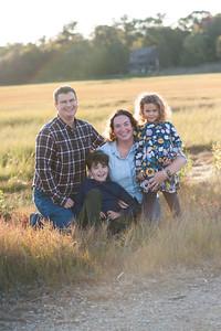 The Marsh Family 2020