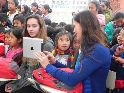 Feb 2013 Guatemala Literacy Project