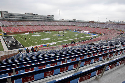 NCAA Football: Armed Forces Bowl (SMU vs. Army)