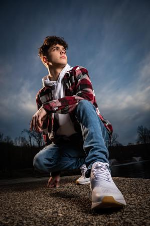 Dylan Jeffries 2021
