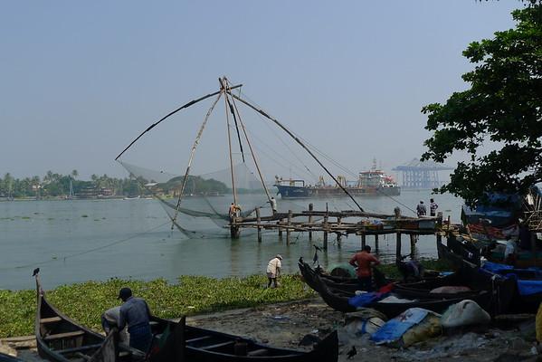 Fort Kochi Trip, west coast of India