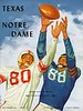 1954-09-25 Texas at Notre Dame